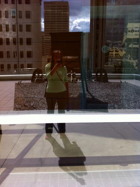 Selfie at AGA