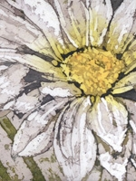 "Pure & Simple ©Paige Mortensen Watercolour Batik 24 x 8"" $425"