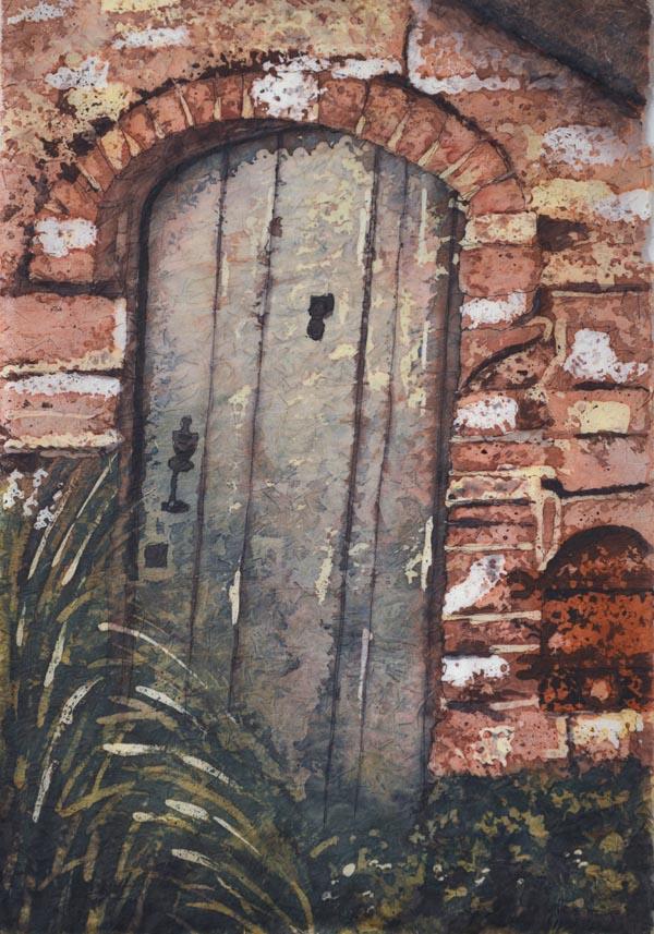 "Stories Inside VIII ©Paige Mortensen Watercolour 12x18"" $375"