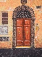 "Stories Inside XII ©Paige Mortensen Watercolour 18x24"" $700"