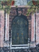 "Stories Inside XIV ©Paige Mortensen Watercolour 18x24"" $700"