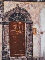 """Stories Inside X ©Paige Mortensen Watercolour 12x18"""" $375"""