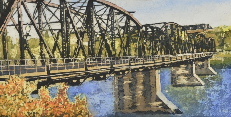 Old Traffic Bridge