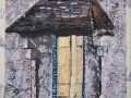 "Stories Inside I ©Paige Mortensen Watercolour 15x15"" $300"