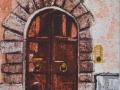 "Stories Inside V ©Paige Mortensen Watercolour 12x18"" $375"